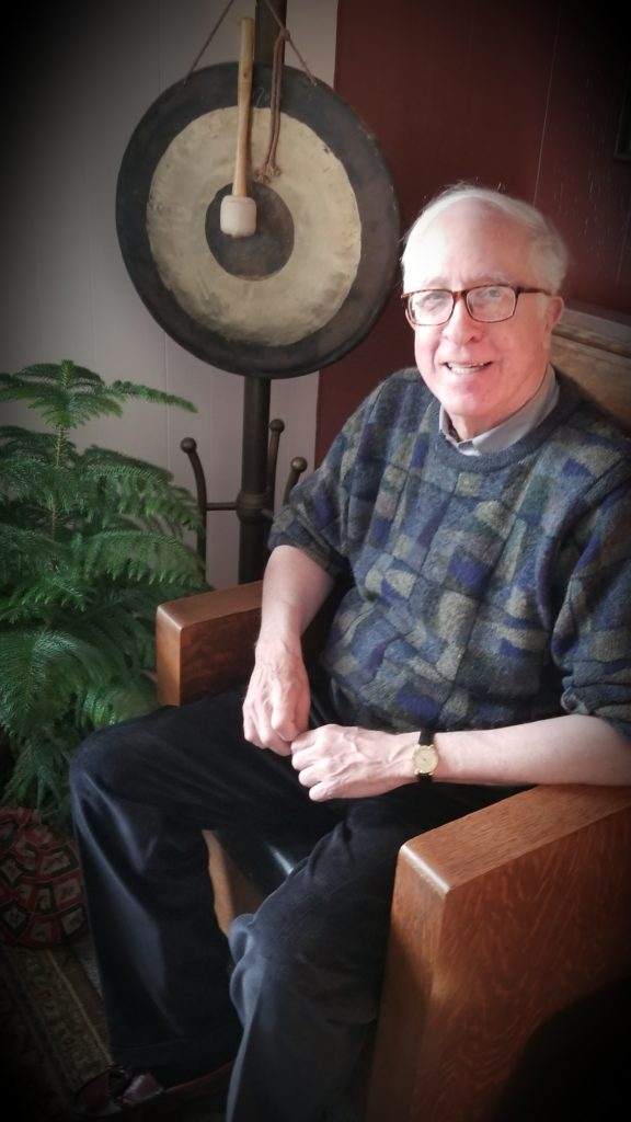 Meet Paul Finney … Healer, Acupuncturist, Veteran and Chatty Cathy