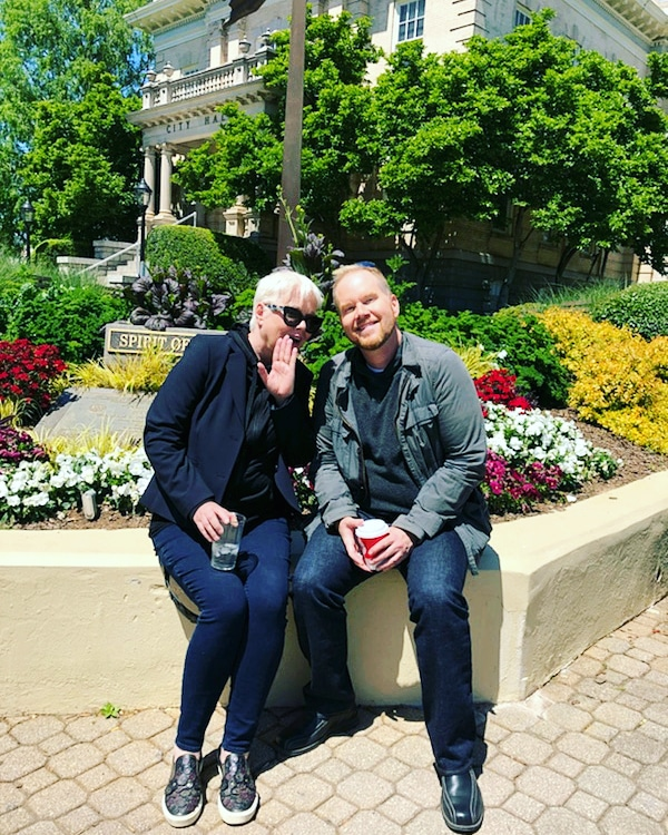 My Day With Cindy Wilson – Part I