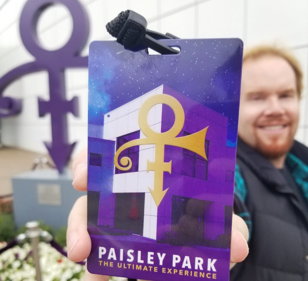 Top 9 Things I Learned on the Paisley Park VIP Experience