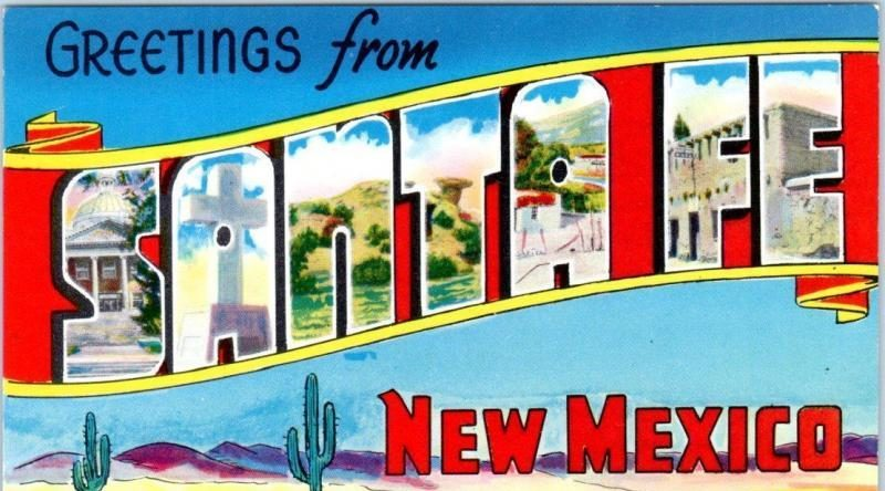 Here's What I Learned In Santa Fe